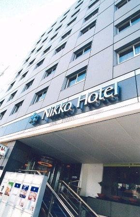 銀座日航ホテル(日通旅行提供)