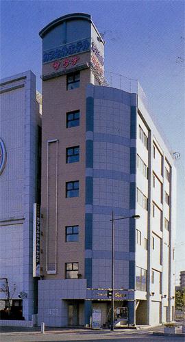 カプセルホテル&サウナ ガバ