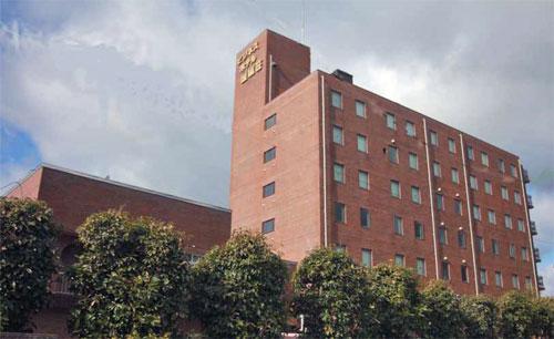 ビジネスホテル 歴城荘◆楽天トラベル
