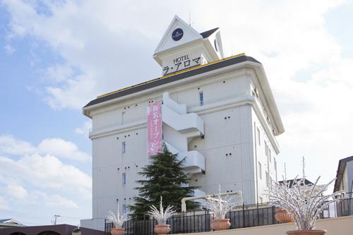 ホテル ラ・アロマ仙台
