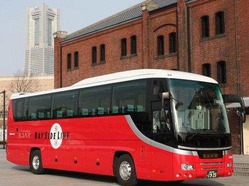 定期観光 市内遊覧バス「横濱ベイサイドライン」