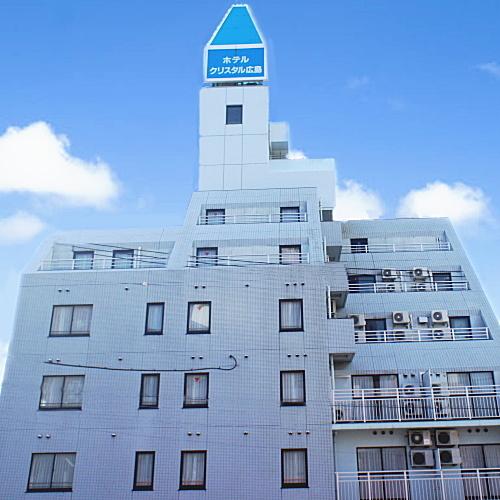 ホテル クリスタル 広島◆楽天トラベル