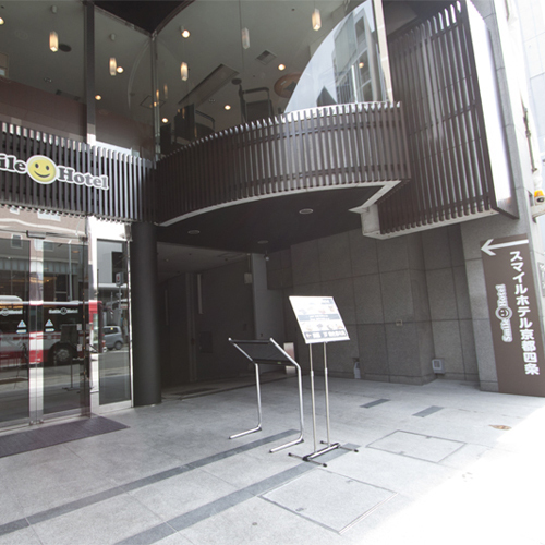 ホテルオークス京都四条外観