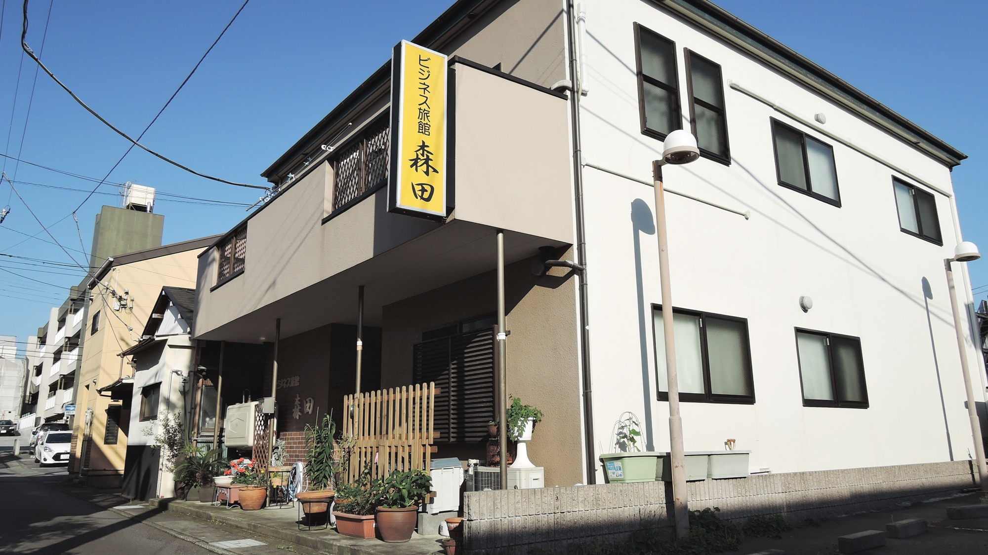 ビジネス旅館 森田◆楽天トラベル