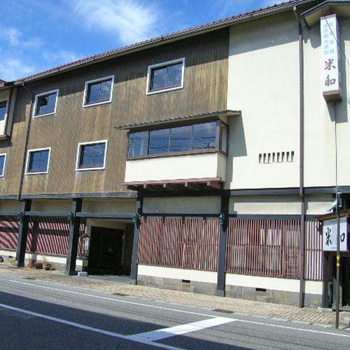 芦原温泉 米和(こめわ)