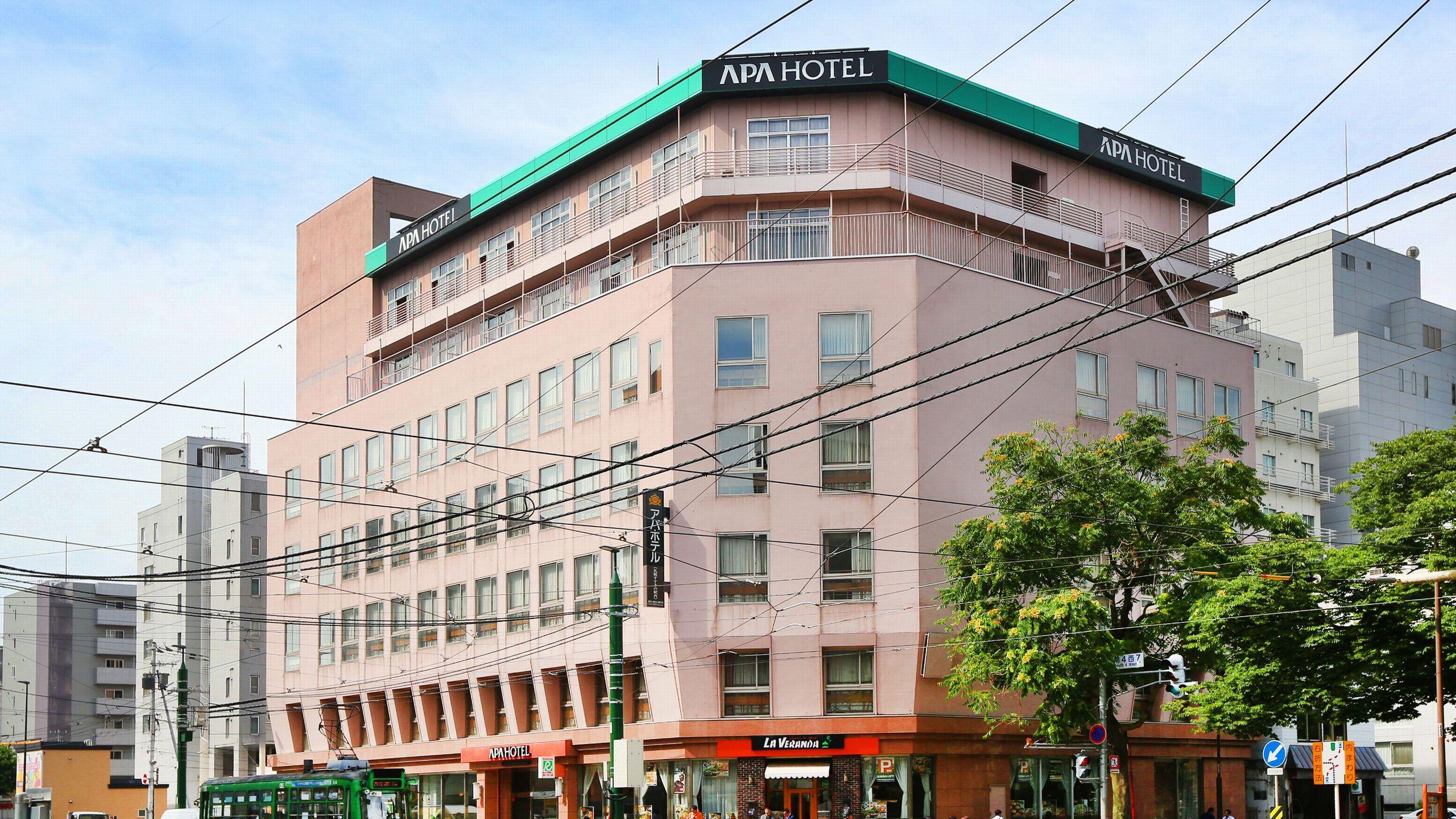 アパホテル 札幌すすきの駅西◆楽天トラベル