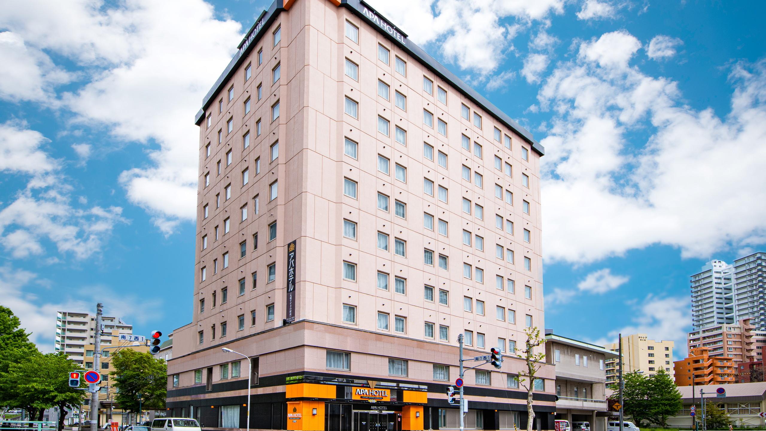 アパホテル 札幌すすきの駅南◆楽天トラベル