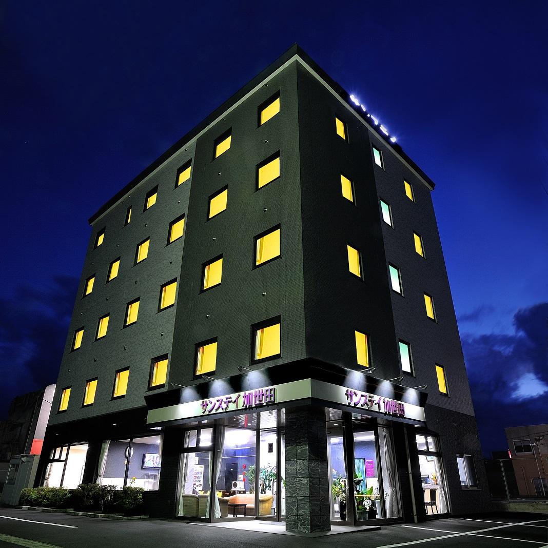 ビジネスホテル サンステイ加世田◆楽天トラベル