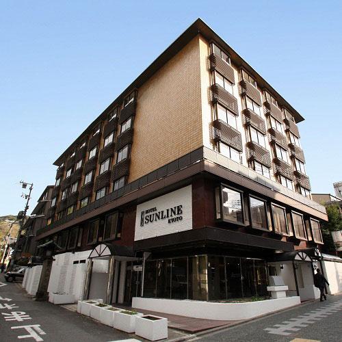 ホテル サンライン 京都祇園四条◆楽天トラベル