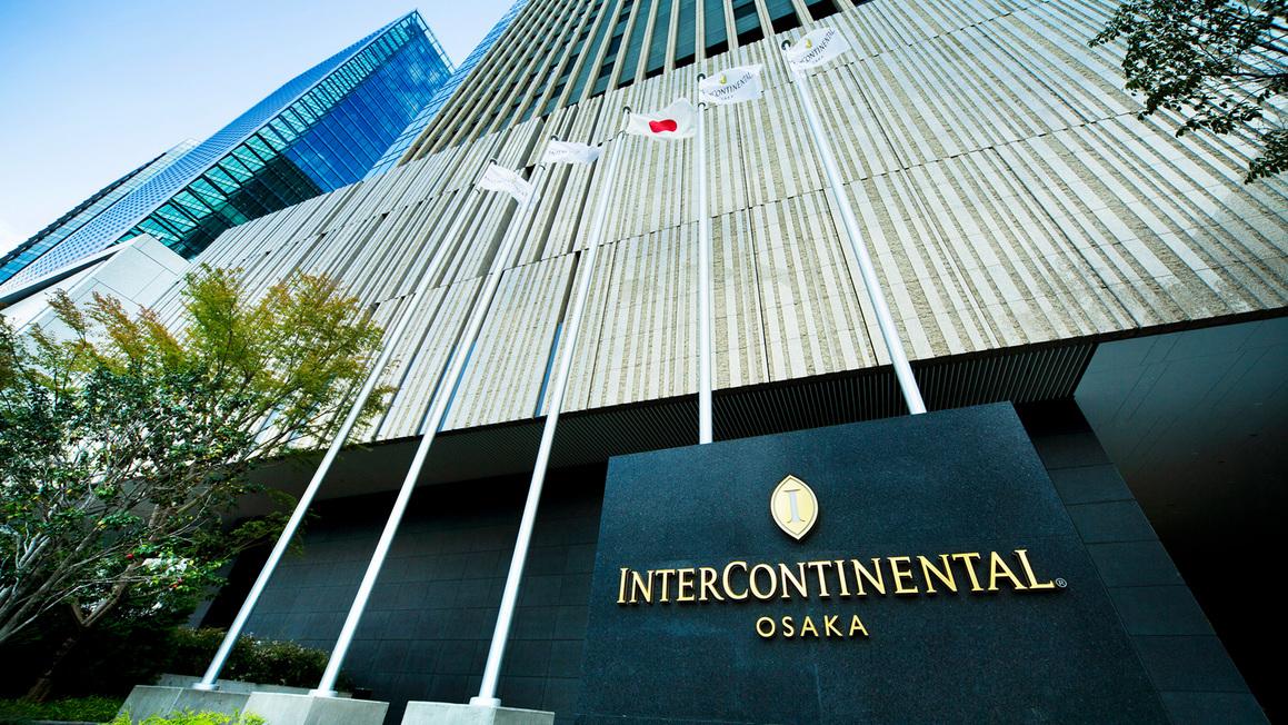 インター コンチネンタル ホテル大阪◆楽天トラベル