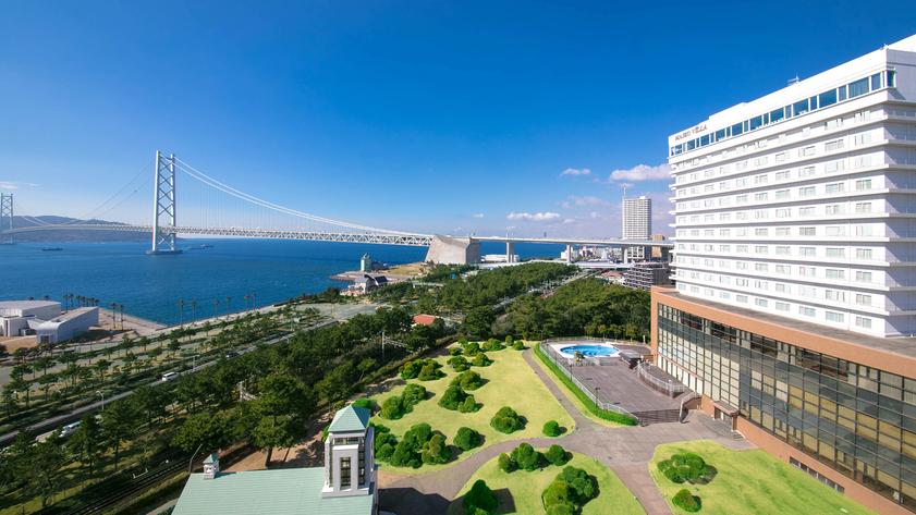 シーサイドホテル 舞子ビラ 神戸