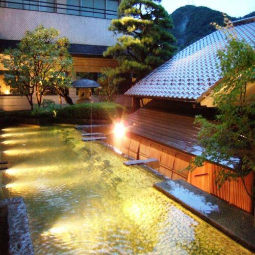 【新幹線付プラン】磐梯熱海温泉 萩姫の湯 栄楽館(JR東日本びゅう提供)