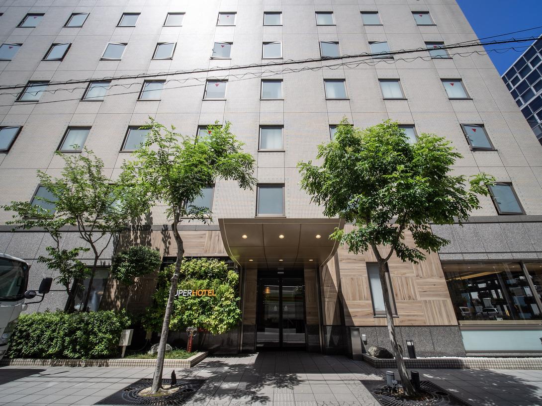 スーパーホテル 梅田・肥後橋◆楽天トラベル