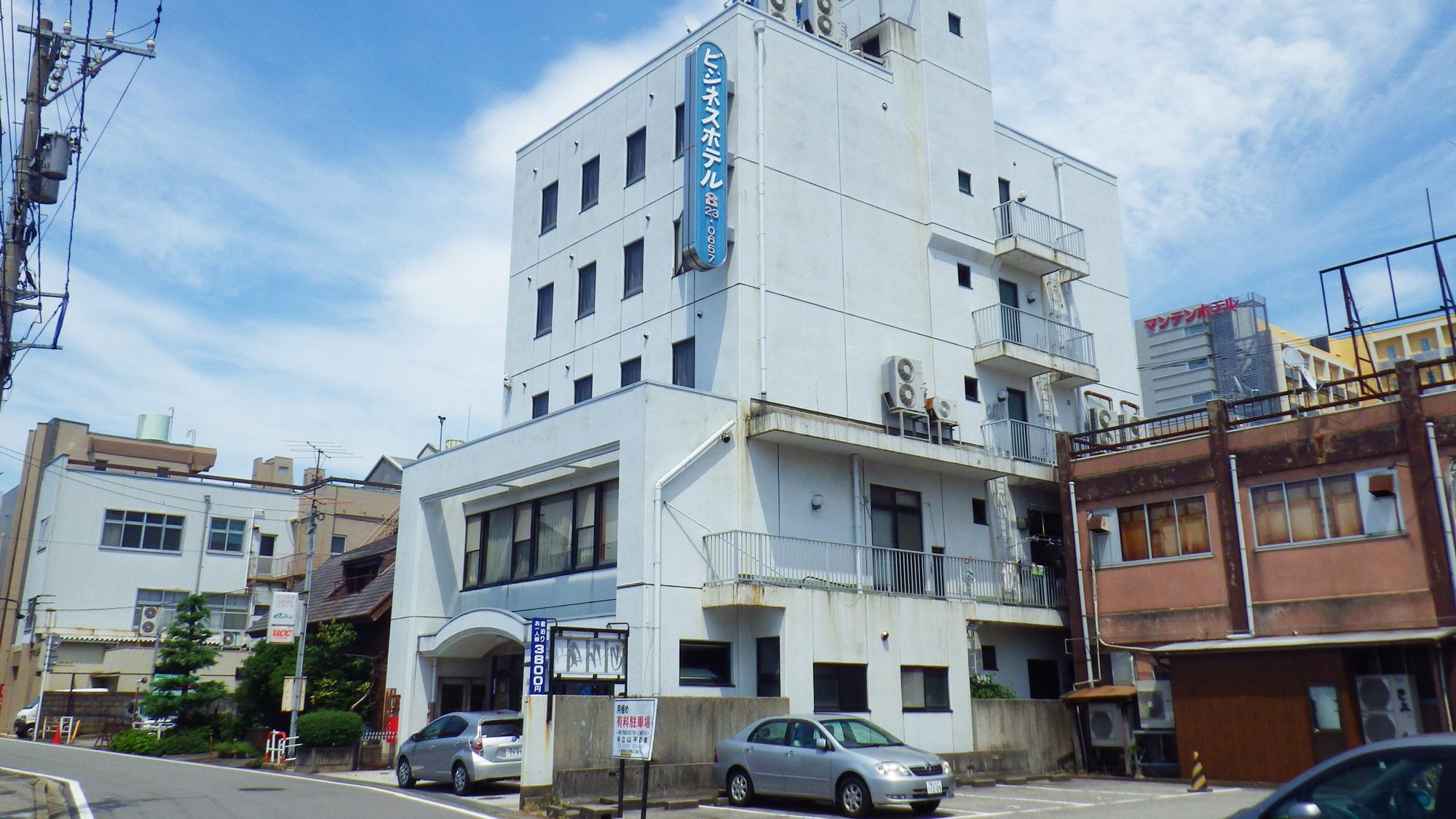 ビジネスホテル 美浪◆楽天トラベル
