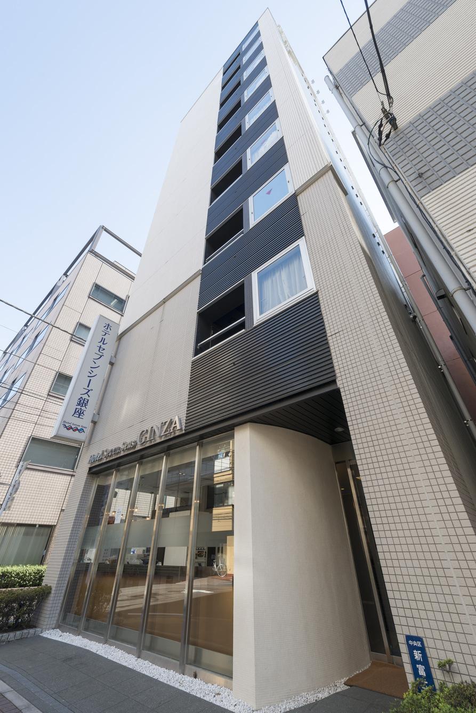 ホテル セブン シーズ 銀座◆楽天トラベル