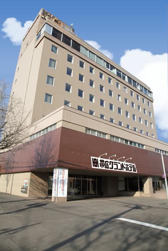 帯広 グランドホテル◆楽天トラベル