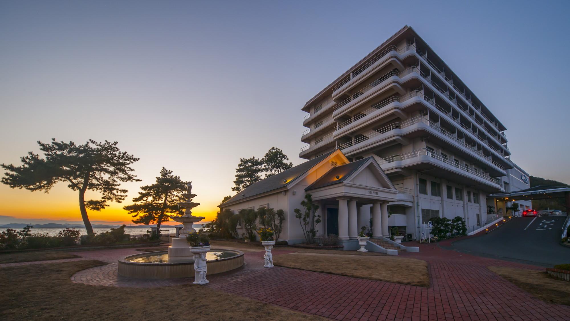 ダイヤモンド瀬戸内マリンホテル