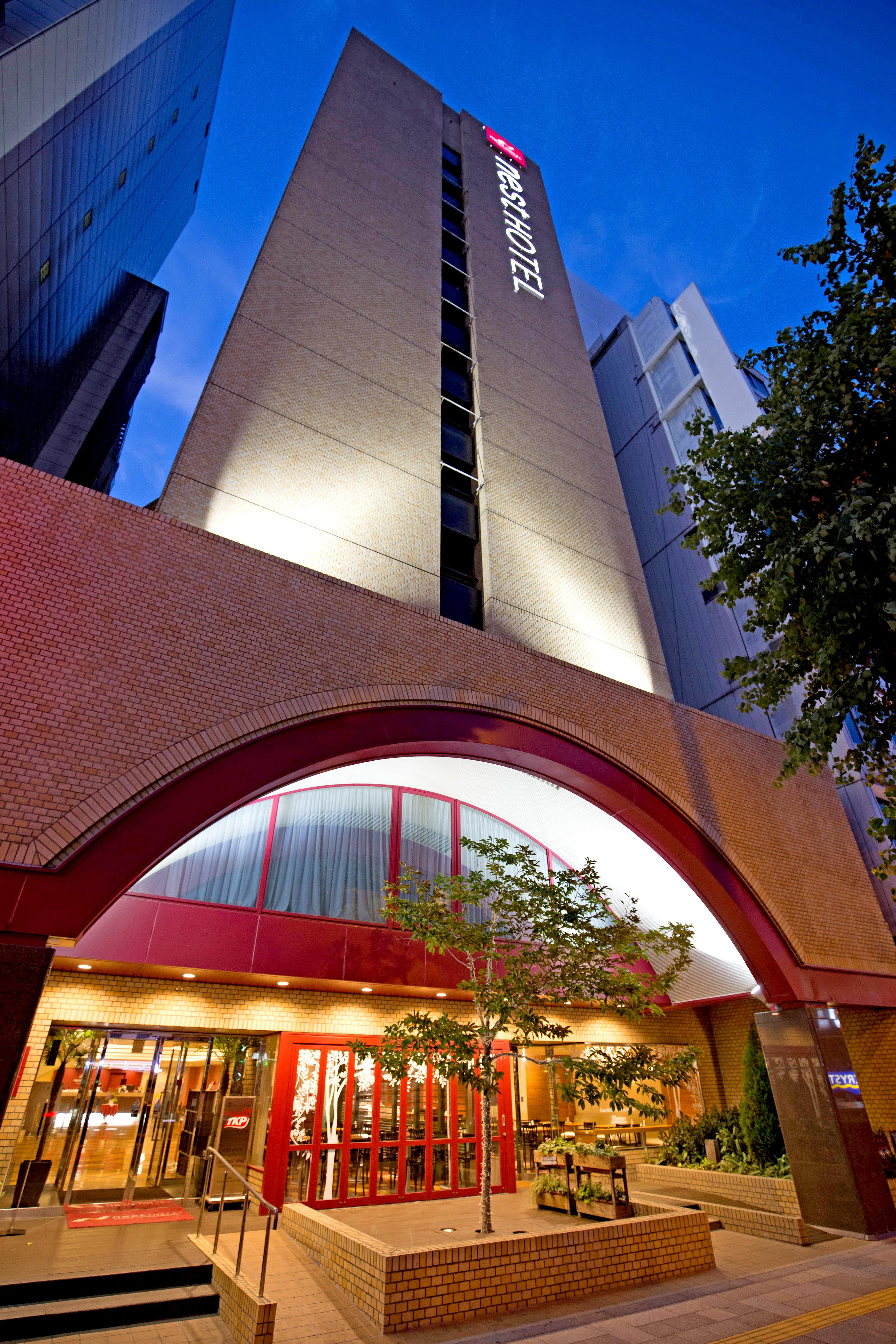 ネストホテル 大阪心斎橋◆楽天トラベル