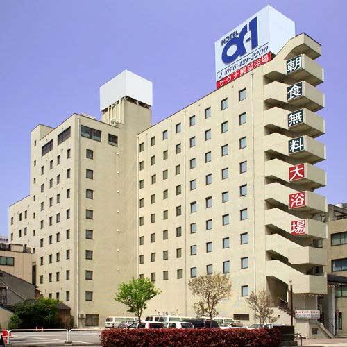 ホテル アルファーワン富山荒町◆楽天トラベル