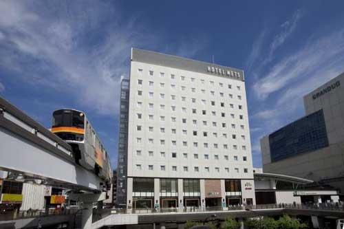【新幹線付プラン】ホテルメッツ立川 東京(JR東日本びゅう提供)