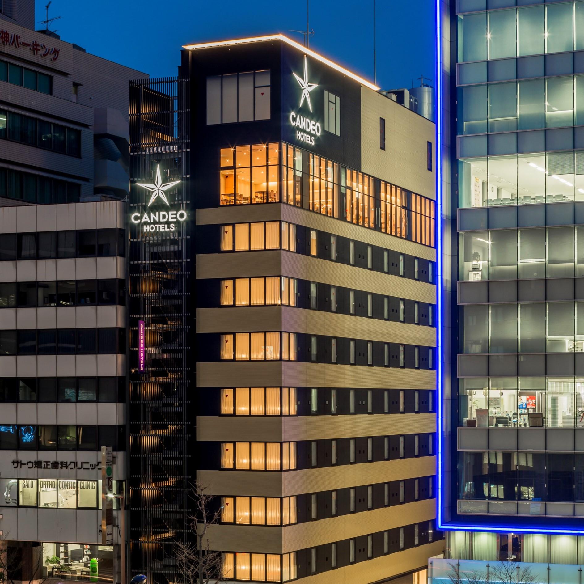 カンデオ ホテルズ 福岡天神◆楽天トラベル