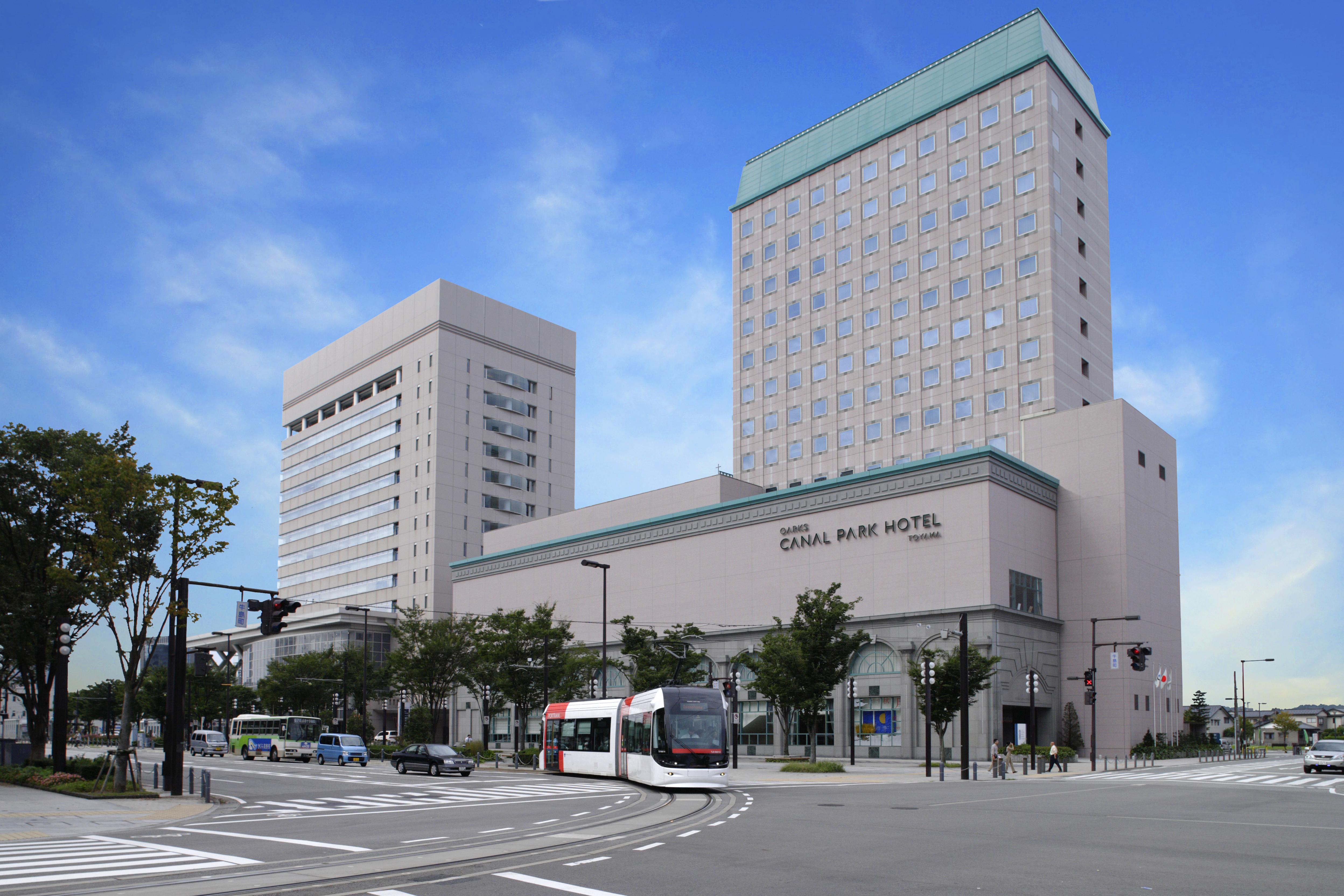 オークスカナルパークホテル富山◆楽天トラベル