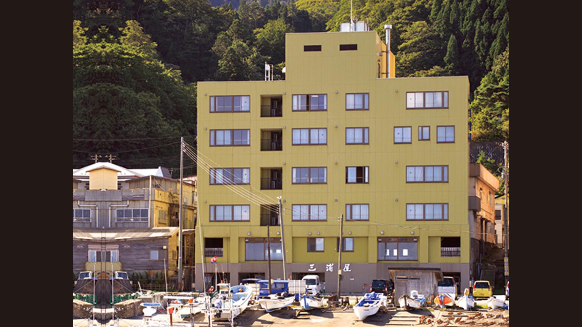 下風呂 観光ホテル 三浦屋◆楽天トラベル