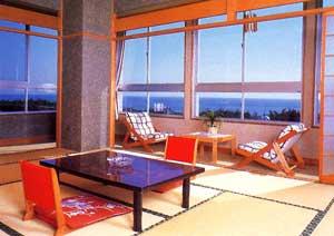 伊良湖ホテルの室内