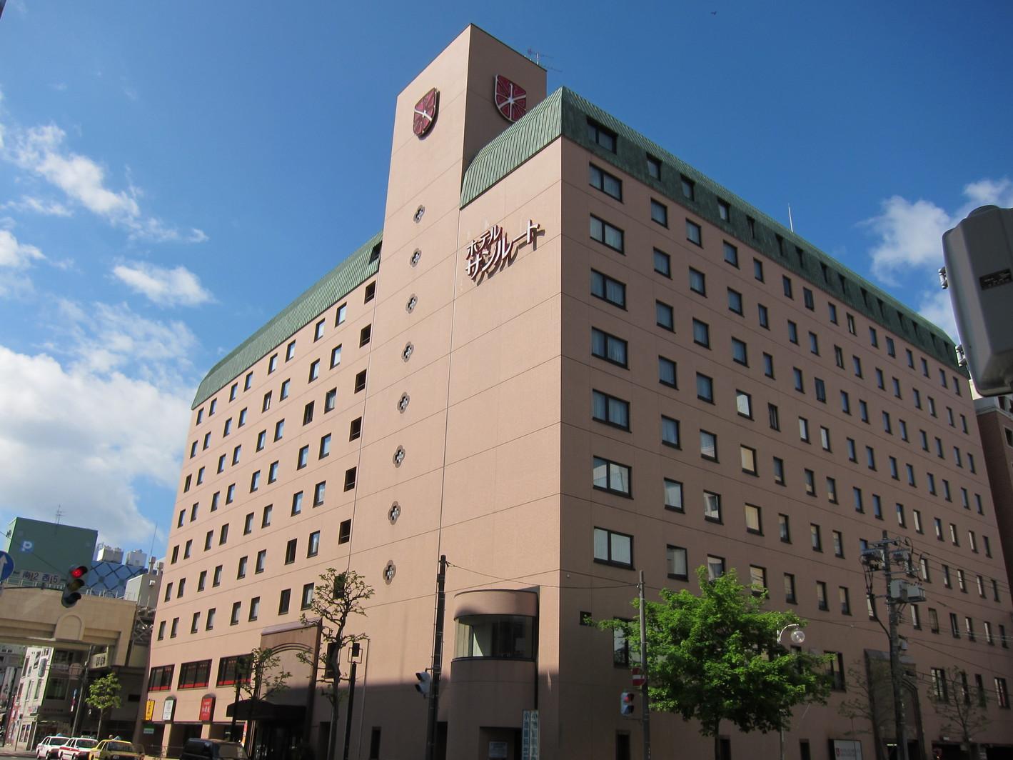 ホテル サンルート ニュー札幌◆楽天トラベル