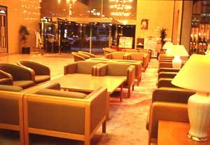 KKRホテル名古屋のロビー
