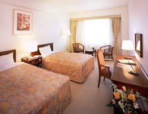 KKRホテル名古屋のツインルーム