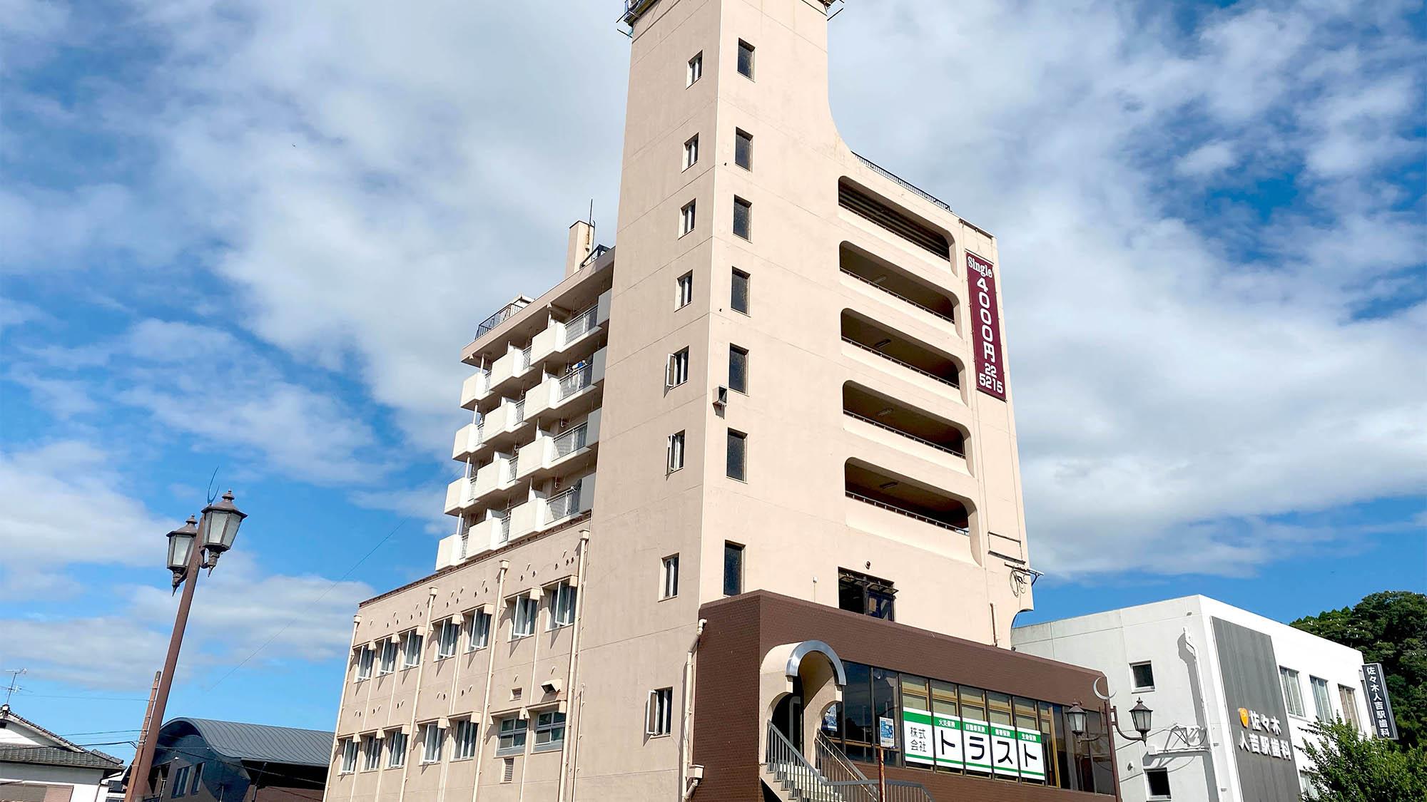 ビジネスホテル チヨヅル◆楽天トラベル