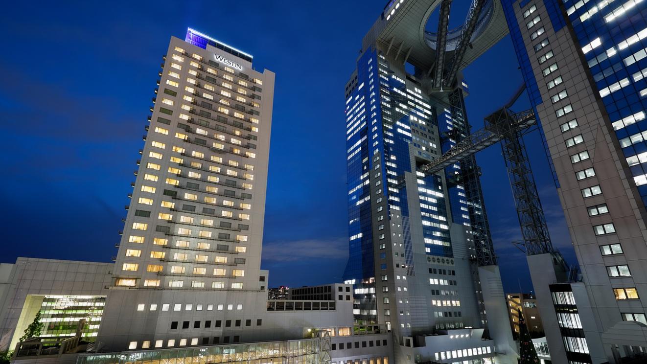 ウェスティン ホテル 大阪◆楽天トラベル