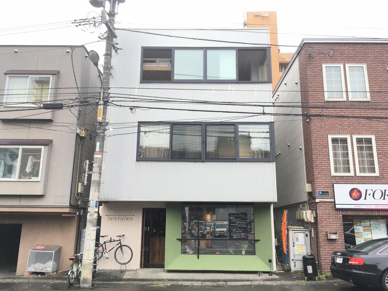 Ten to Ten HOKKAIDO Hostel◆楽天トラベル