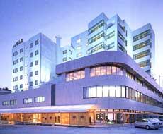 ホテル明山荘(朝日ツーリスト提供)外観