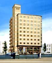 ホテルスカイコート浅草(JHR提供)