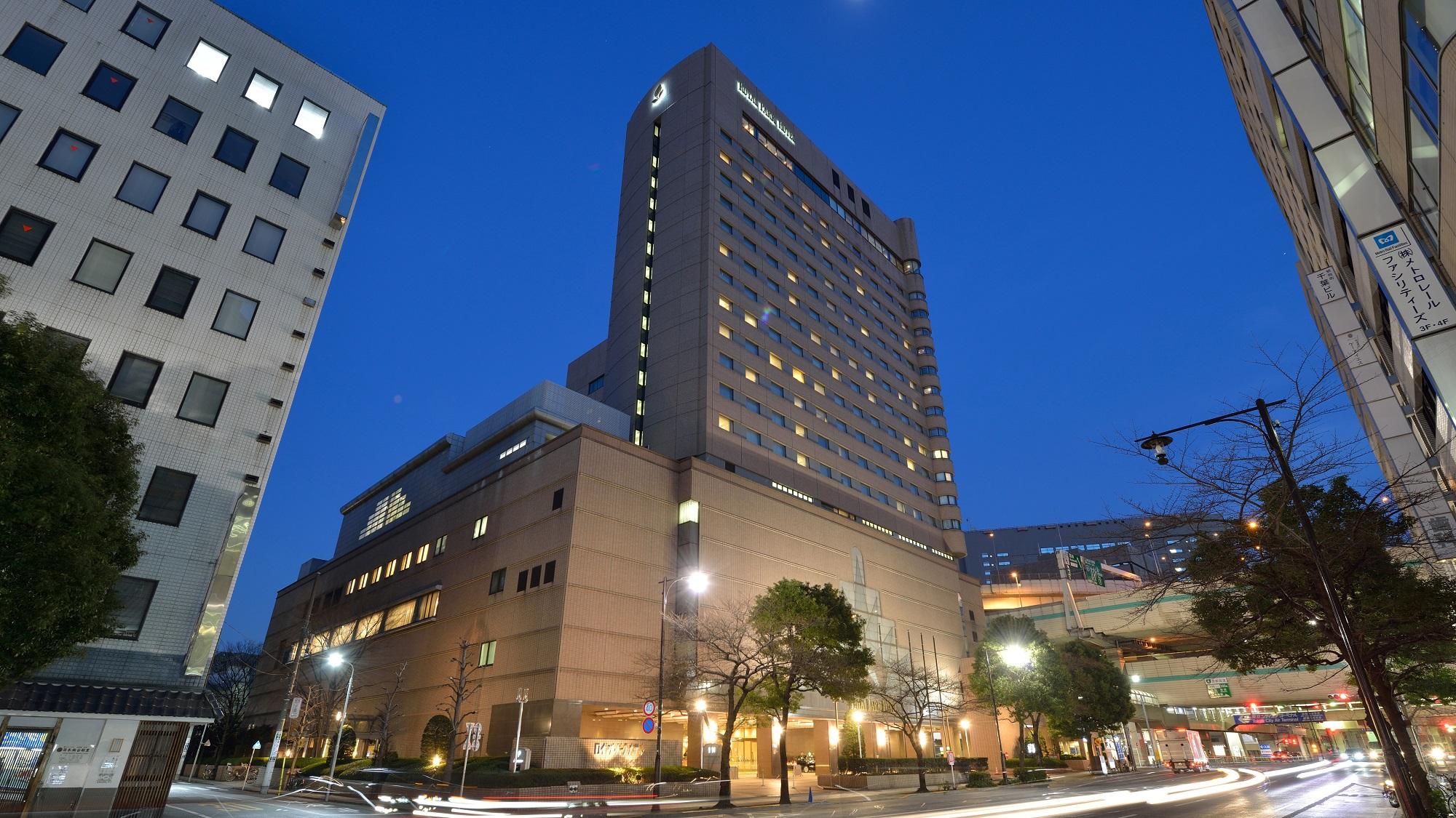 ロイヤルパークホテル<東京都>