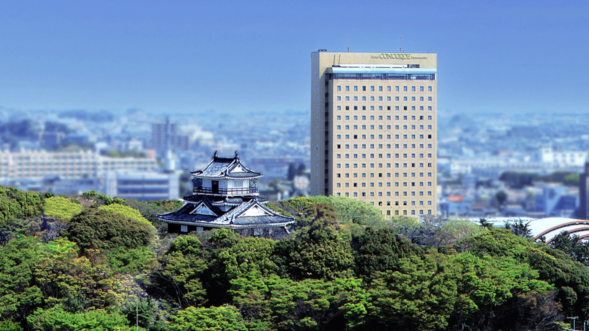 ホテル コンコルド浜松◆楽天トラベル