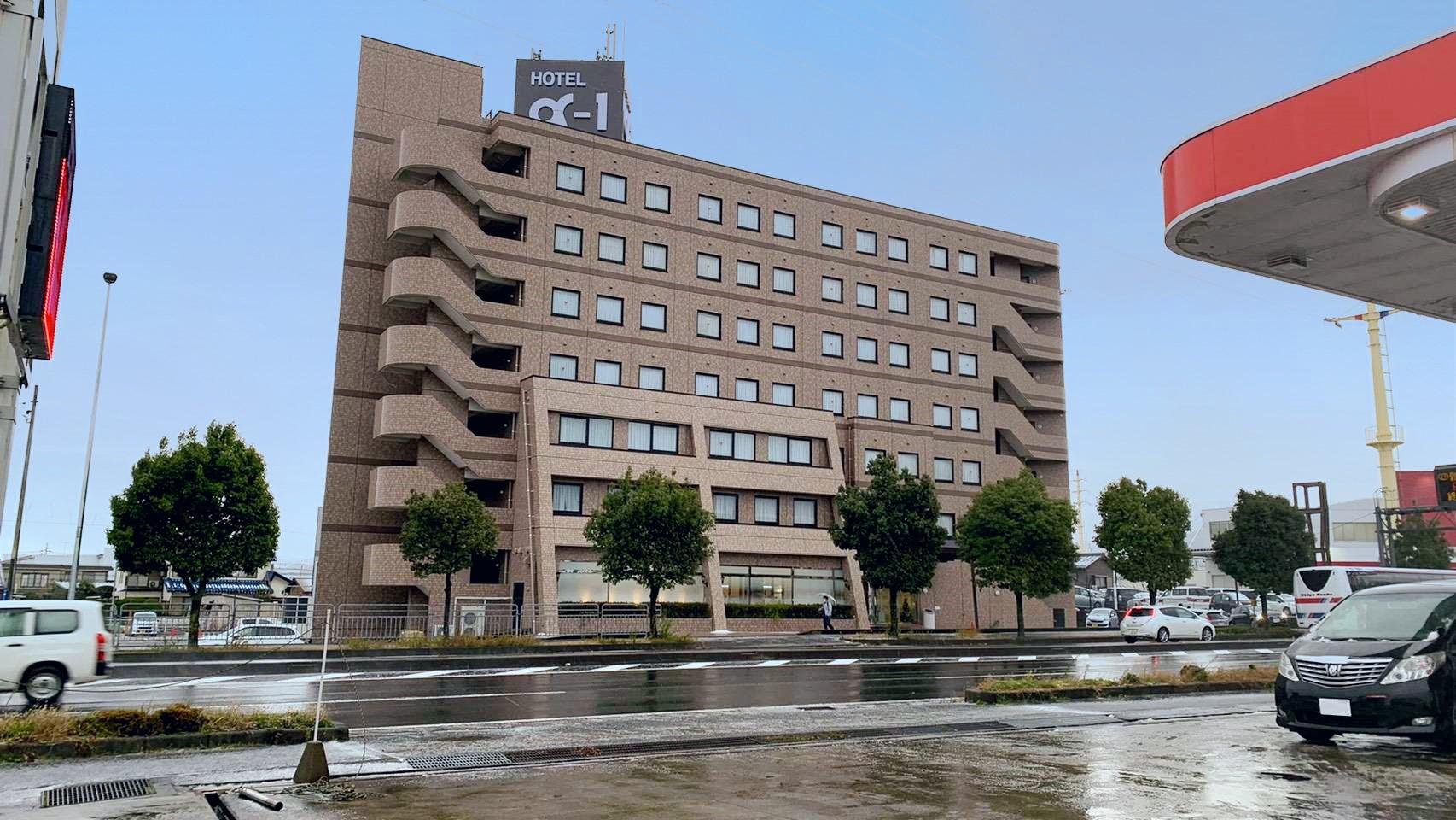 ホテル アルファーワン敦賀バイパス◆楽天トラベル