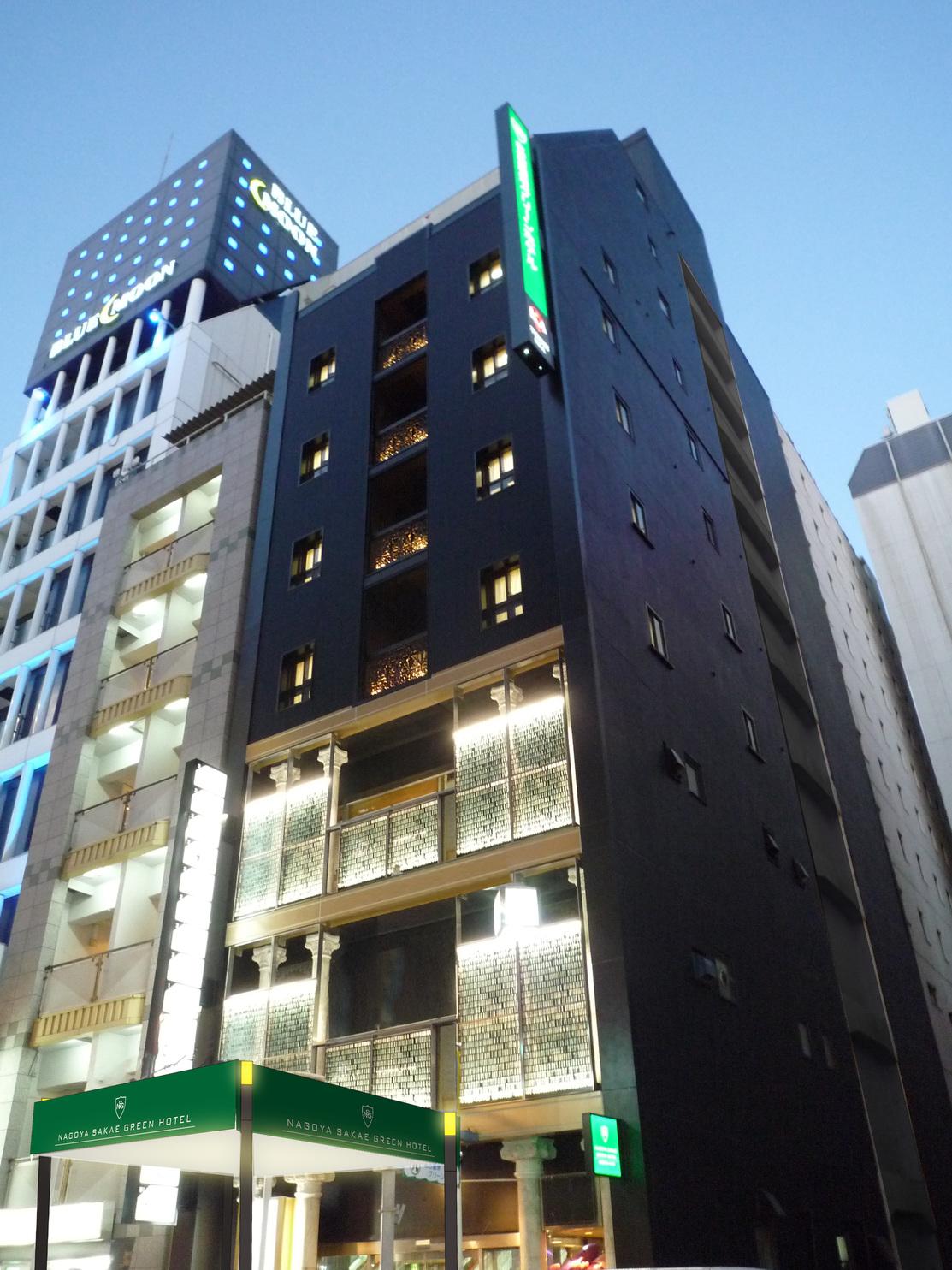 名古屋 栄 グリーン ホテル◆楽天トラベル