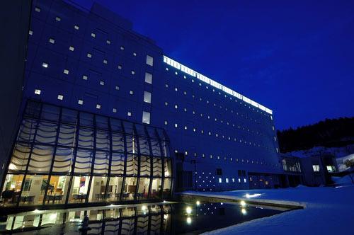 まかど温泉 富士屋ホテル