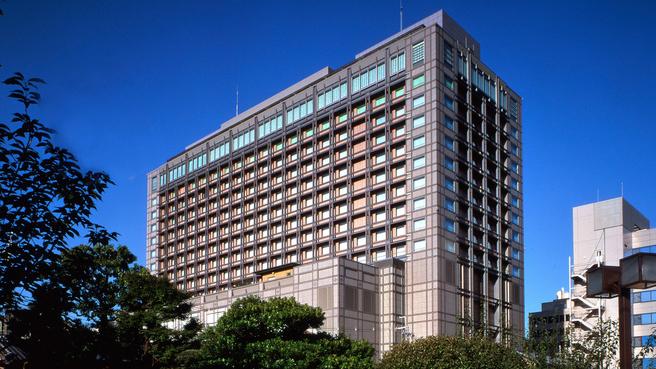 京都ホテルオークラ外観