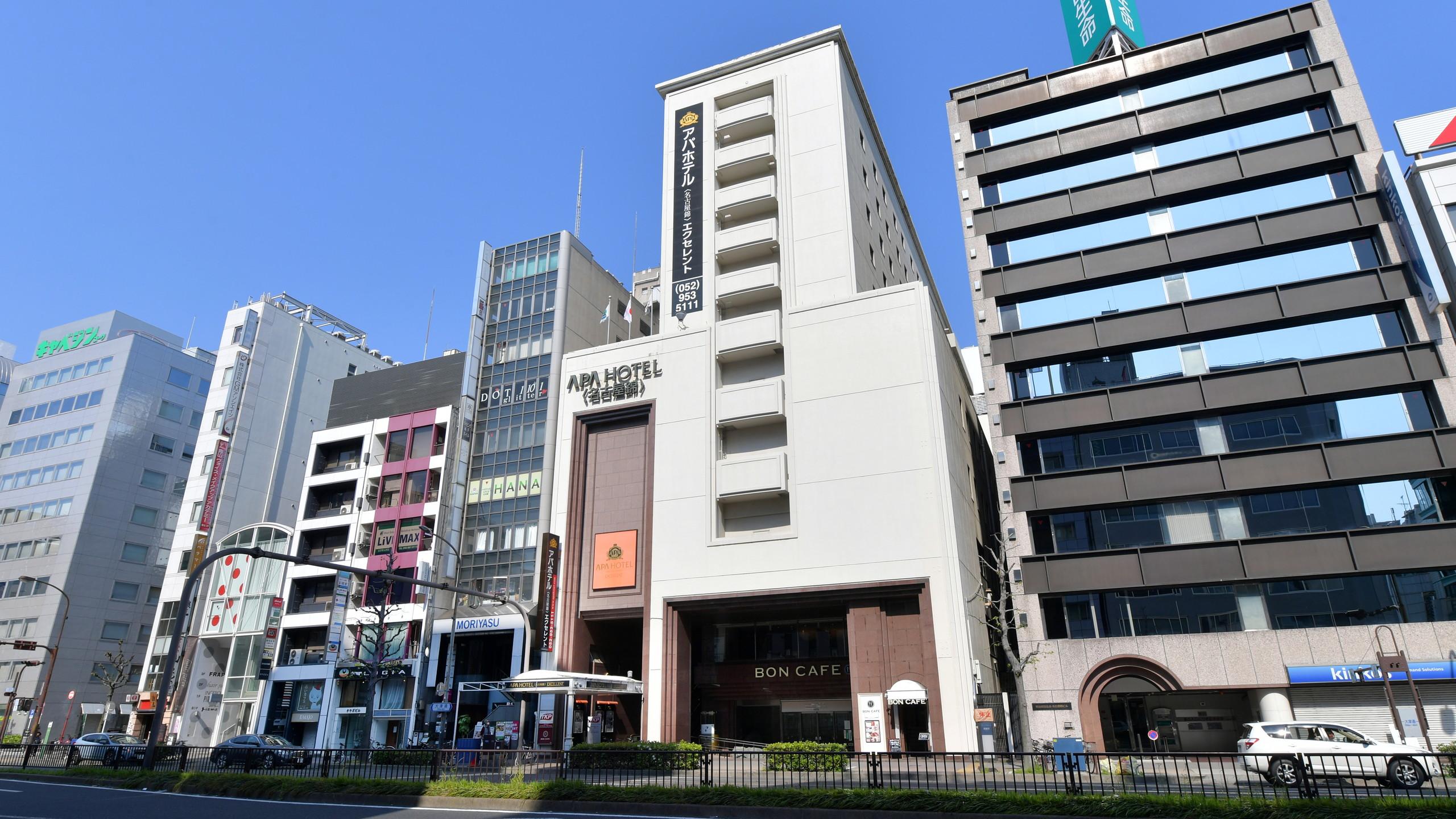 アパホテル名古屋錦◆楽天トラベル