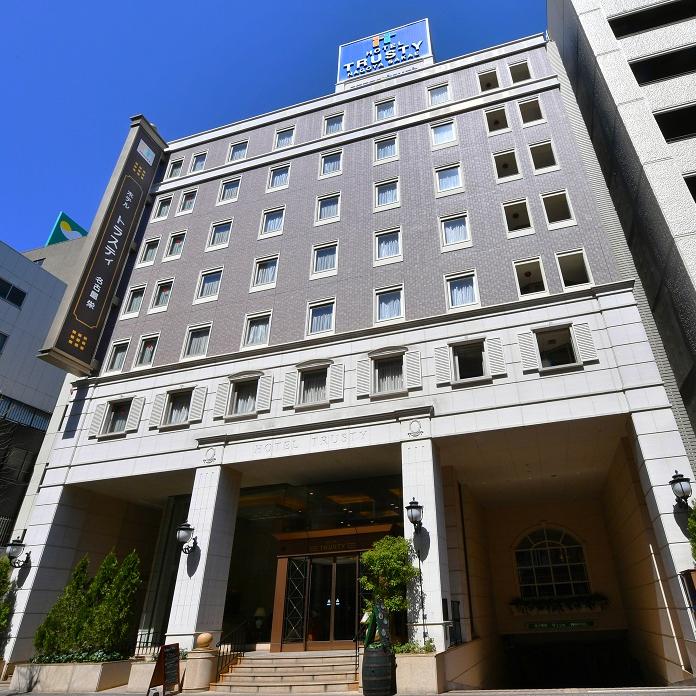 ホテル トラスティ 名古屋 栄◆楽天トラベル