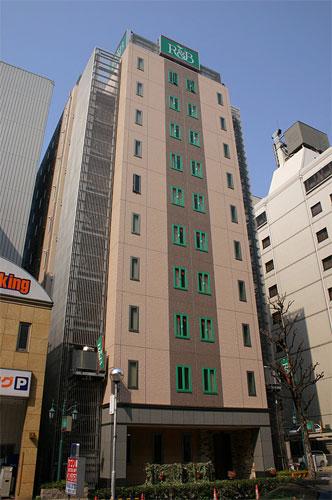 R&Bホテル 名古屋錦◆楽天トラベル