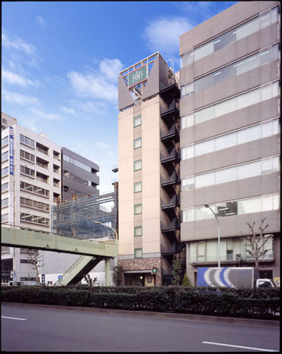R&Bホテル 東日本橋◆楽天トラベル