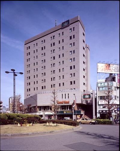 R&Bホテル 大塚駅北口◆楽天トラベル