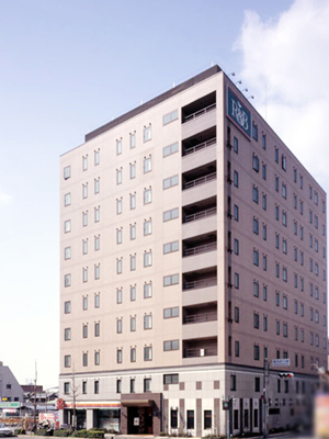 R&Bホテル京都駅八条口外観