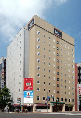 R&Bホテル札幌 北3西2◆楽天トラベル