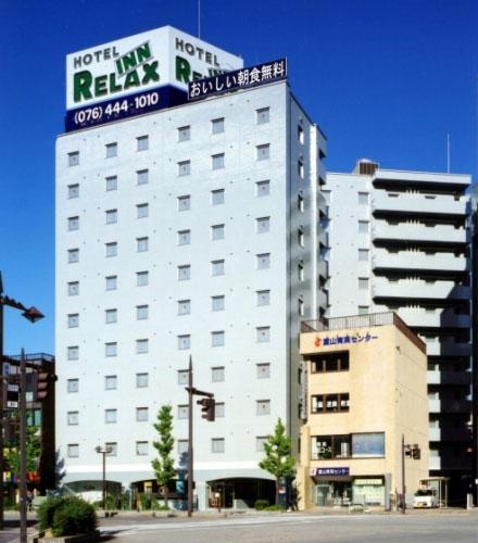 ホテル リラックスイン富山◆楽天トラベル